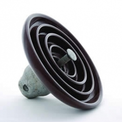 Porcelain Disc Insulators, Porcelain Suspension Insulators