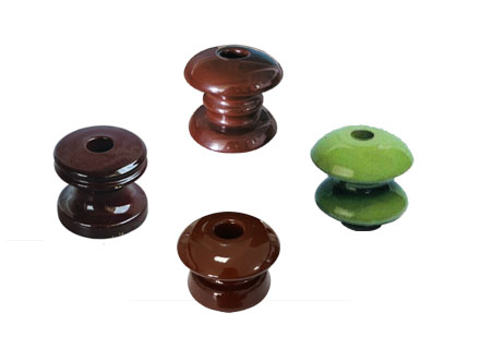 shackle / spool insulators